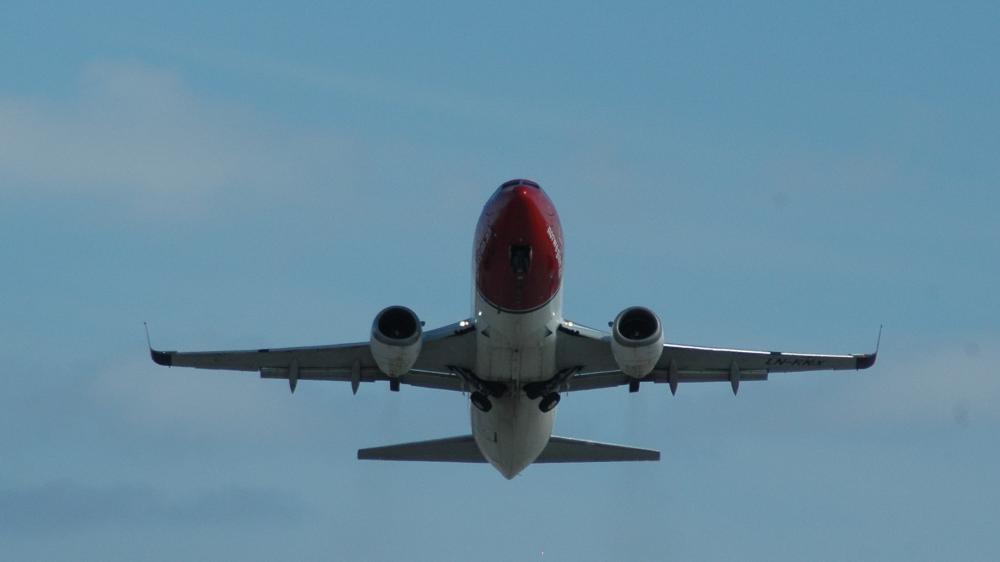 Reise videre med fly