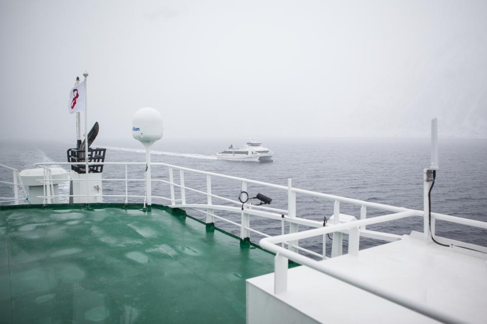 Et godt år på sjøen for Snelandia
